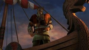 Viking longship civ 6